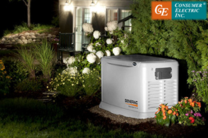 Consumer Electric Inc - Power Generator - Residential - Commercial